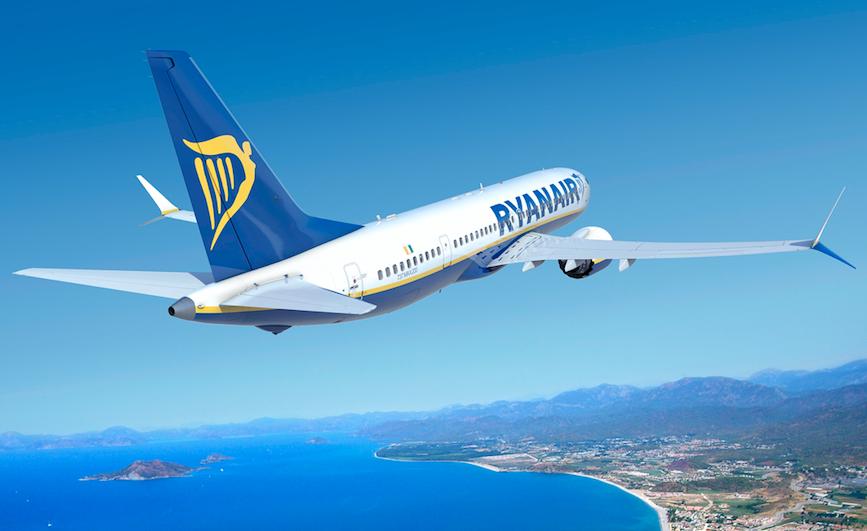 Nye Ryanair-ruter til Grækenland