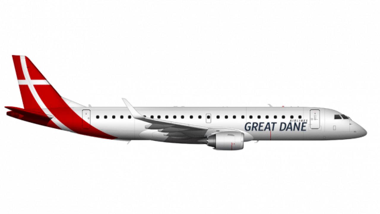 Dansk flyselskab konkurs