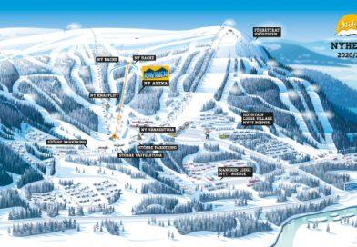 Årets svenske skianlæg præsenterer ny lift