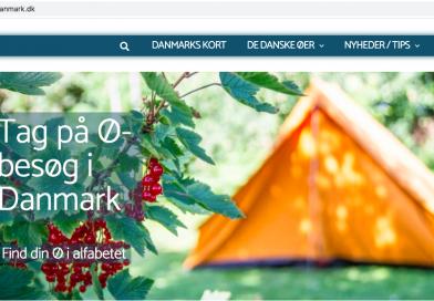 Nyt website vil inspirere dig til ø-ferie i Danmark