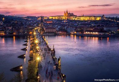 Kæmpe fald i turismen i Prag
