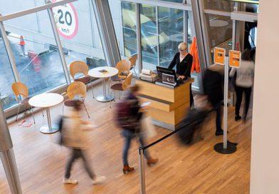 Sommeren kan nås via Billund Lufthavn