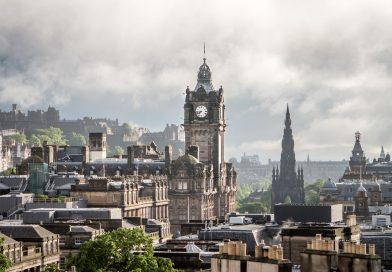Korte fakta om Edinburgh