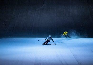 Kør på Disco-skilift i Sverige